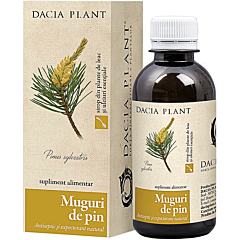 Muguri de pin sirop Dacia Plant 200 ml