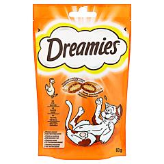 Hrana pentru pisici cu pui delicios Dreamies 60 g
