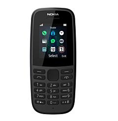 Telefon mobil Nokia 105 (2019) Negru