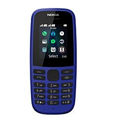 Telefon mobil Nokia 105 (2019) Albastru