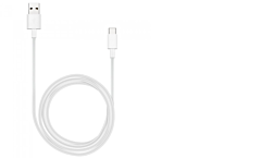 Cablu Huawei USB/Type C, 1 m, Alb