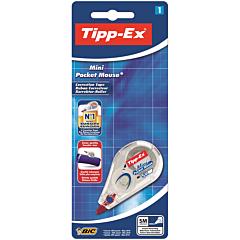 Banda corectoare Tipp-Ex Mini Pocket Mouse 5m