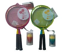 Set badminton junior + husa, Carrefour