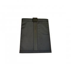 Husa tableta 27 cm, negru, Carrefour