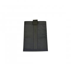 Husa tableta 22.2 cm, negru, Carrefour