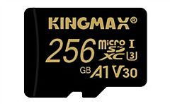 Card de memorie Kingmax Promax 256 GB + Adaptor