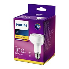 Bec Philips Led R80 REF 100W E27 2700K