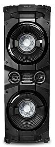 Boxa audio Poss PSBTST410, 400 W, bluetooth, USB, Jack 3.5, Negru