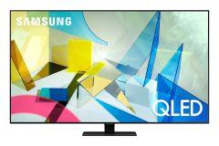 Televizor QLED Smart Samsung 55Q80T, 138 cm, UHD