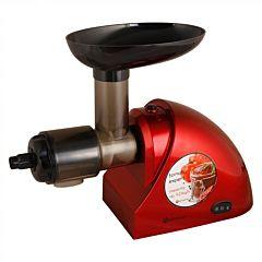 Masina pasta de rosii Rohnson R545, 1000 W, pana la 50 kg/ora, Rosu
