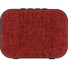 Boxa portabila Bluetooth Tellur Callisto, 3W, Rosu
