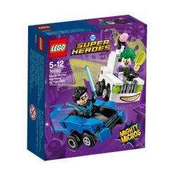 LEGO® Super Heroes Mighty Micros: Nightwing™ contra The Joker™ 76093