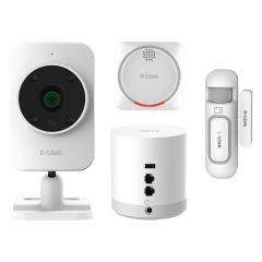 Kit Home Security DCH-107KT D-Link, Starter