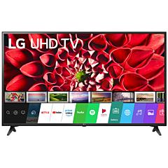 Televizor LED Smart LG 49UN71003LB, 123 cm, 4K Ultra HD, Negru