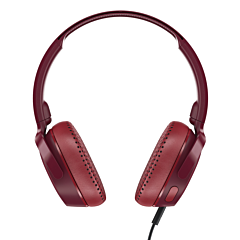 Casti audio On-Ear Skullcandy Riff M685, Cu Fir, Red Black