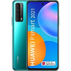 Telefon mobil Huawei P Smart (2021), Dual SIM, 128GB, 4G, Green