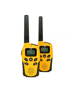Statie radio Walkie Talkie  PMR R6 Pni, set 2 bucati