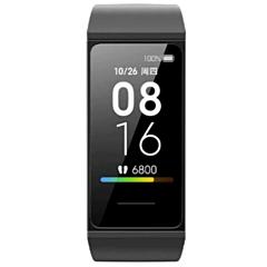 Bratara fitness Xiaomi Mi Band 4C, Fitness Monitor, senzor PPG, Negru