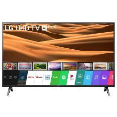 Televizor LED Smart 43UM7000 LG, 108 cm, 4K UHD, Negru