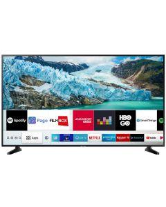 Televizor LED 50RU7092 Samsung, 125 cm, Smart TV, 4K Ultra HD, Negru