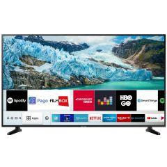 Televizor LED 55RU7092 Samsung, 138 cm, Smart TV, 4K Ultra HD, Negru