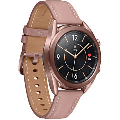 Samsung Galaxy Watch3, 41mm, Gold, SM-R850NZDAEUE