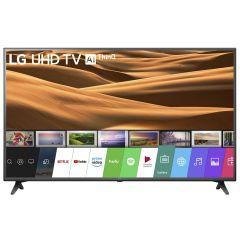 Televizor LED Smart 49UM7000 LG, 123 cm, 4K UHD, Negru
