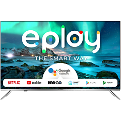 Televizor LED Smart Allview 43ePlay6100-U, 4K Ultra HD, 109 cm, Android