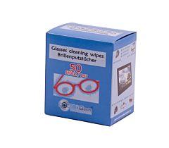 Servetele pentru ochelari Dr. Clean, 50 bucati