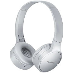 Casti audio on ear Panasonic RB-HF420WHT, Extra Bass Wireless, on-ear, Alb