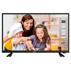 Televizor LED 25NE5000 Nei, Clasa A, 62 cm,  FullHD, Negru