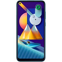 Telefon mobil Samsung Galaxy M11, Dual SIM, 4G, 32 GB, 3GB RAM, Blue