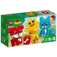 Primele mele animalute LEGO Duplo 10858