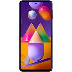 Telefon mobil Samsung Galaxy M31S, Dual SIM, 4G, 128 GB, 6GB RAM, Blue