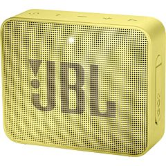 Boxa portabila JBL Go2, 3W, IPX7, galben