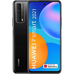 Telefon mobil Huawei P Smart (2021), Dual SIM, 128GB, 4G, Black