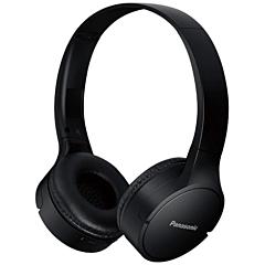 Casti audio on ear Panasonic HF420BLK, Extra Bass Wireless, on-ear, Negru
