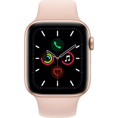 Smartwatch Seria 5 Sport Apple, 44 mm, Gold
