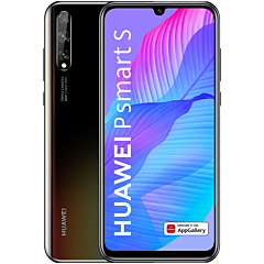 Telefon mobil Huawei P Smart S, Dual SIM, 128GB, 4G, Midnight Black
