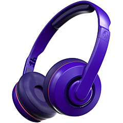 Casti audio On-Ear Skullcandy Cassette M725, Bluetooth, Purple
