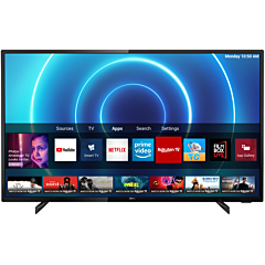 Televizor LED Smart Philips 43PUS7505/12, 108 cm, 4K Ultra HD, Clasa A