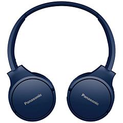 Casti audio on ear Panasonic HF420BLU, Extra Bass Wireless, on-ear, Albastru