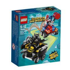 LEGO® Super Heroes Mighty Micros: Batman™ contra Harley Quinn™ 76092