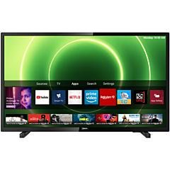 Televizor LED Smart Philips 32PHS6605/12, 80 cm, HD, Negru