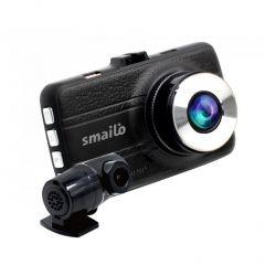 Camera auto duala DoubleX Smailo