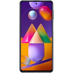 Telefon mobil Samsung Galaxy M31S, Dual SIM, 4G, 128 GB, 6GB RAM, Black