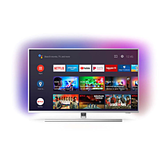 Televizor LED Smart Philips 43PUS8505/12, 108 cm, 4K Ultra HD