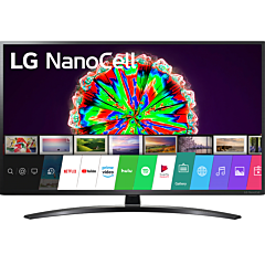 Televizor LED Smart LG 43NANO793NE NanoCell, 108 cm, 4K Ultra HD, Clasa A