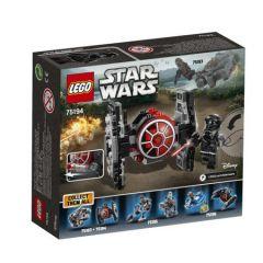 LEGO® Star Wars™ TIE Fighter™ al Ordinului Intai Microfighter 75194