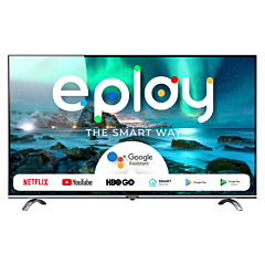 Televizor LED Smart Allview 43ePlay6100-F, Full HD, 109 cm, Android